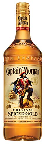 Captain Morgan Original Spiced Gold Rumverschnitt  (1 x 3 l)