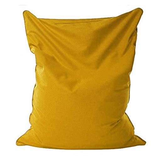 YALIXING Textiles para el hogar Bolsa de Frijoles Cubiertas Sofá Silla Sillón Sofá Asiento sin Relleno Beanbag Sofá Cama Puf Puff Sofaque Lazy Tatami Proporcionarle una Experiencia de Vida cómoda