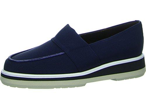 Brunate Damen Slipper Größe 40 EU Blau (blau)