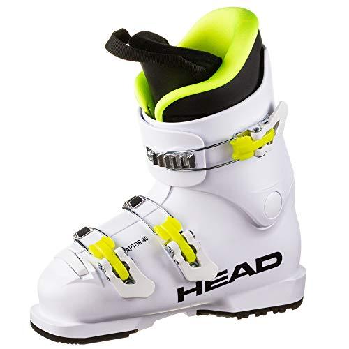 HEAD Kinder Raptor 40 Skischuhe weiß 23.5