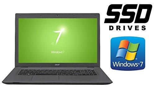 Acer Aspire E5-772G - Disco duro SSD de 128 GB + disco...
