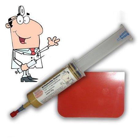 Schamotte Doktor, Schamotte/Vermiculite Reparaturset