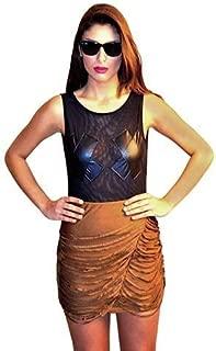 Hipster Bmb3Cbl-S Bodysuit For Women - S