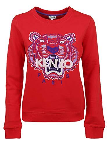 Kenzo Luxury Fashion Damen FA52SW7054XA21 Rot Baumwolle Sweatshirt   Frühling Sommer 20