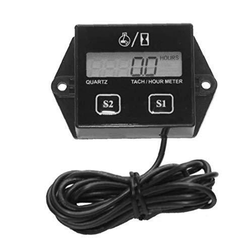 Runfon Digital-Tachometer Induktive Tach...