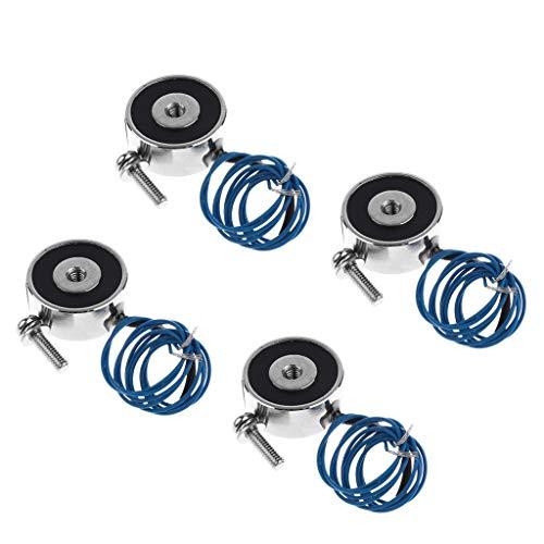4pcs Mikro Sauger Elektromagnet Hubmagnet Zugmagnet für Industrie Geschäft und andere Bereichen