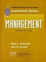 CPS Examination Review for Management (4th Edition)