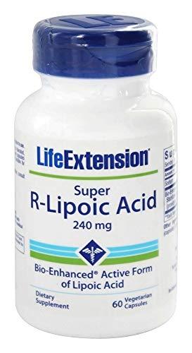Super R della lipoic Acid–60Capsule vegetariani