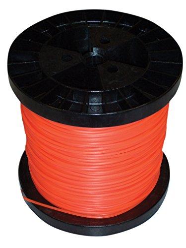 AGP Filo Nylon Profes.Quadro 4,0X100Mt.(Kg2-Lb4), Multicolor