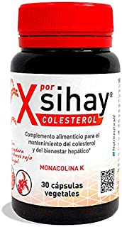 Xsihay Xsihay Colesterol 30Cap.Veg. 1 unidad 300 g