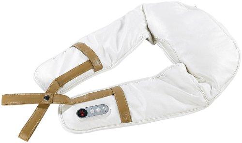 newgen medicals Nackenmassage: 3D-Profi-Massagegerät für traditionelle Klopfmassage (Rückenmassage)