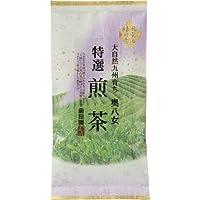 前田園 大自然九州育ち 奥八女特選煎茶 100g