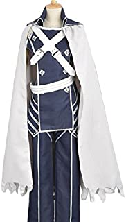 Anime Chrom Cosplay Costume Uniform Outfit Custom Made