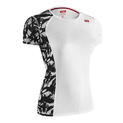 42K Running - Camiseta técnica Lotus Mujer Original White S