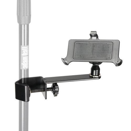 Adam Hall Stands sms15 universele Apple iPhone 4/4S houder voor microfoon statieven