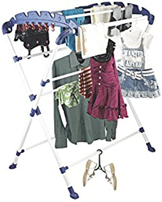 Parasnath Mini Sumo Cloth Drying Stand- (Made In India)