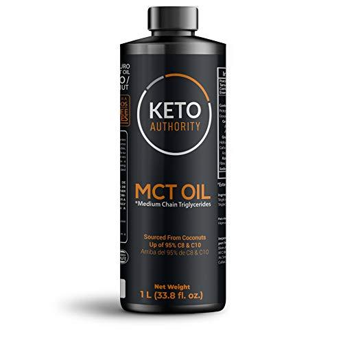 Aceite De Coco marca Keto Authority