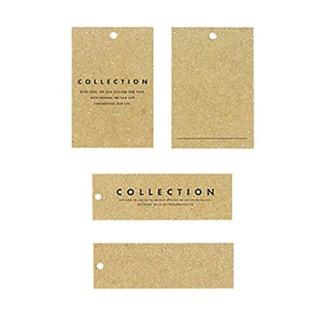 セットする物語オペレーターアズワン さげ札 コレクション(色糸付き) 3.5×5.1cm/61-7253-57