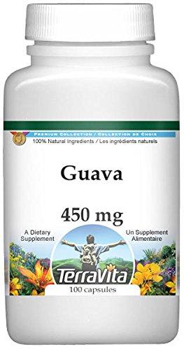 Guava - 450 mg (100 Capsules, ZIN: 520402)
