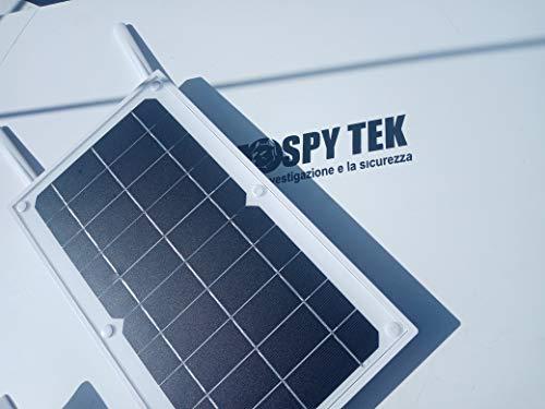 Modulo solare Internet senza corrente - modem solare 4g - internet senza adsl rete fissa e senza corrente