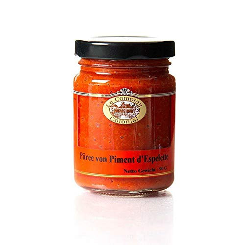 Purée de Piment d´Espelette, Püree aus dem französischen