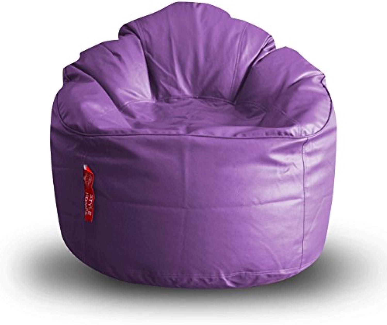 Style Homez Modern Mooda Rocker XXXL Size Purple color Cover Only