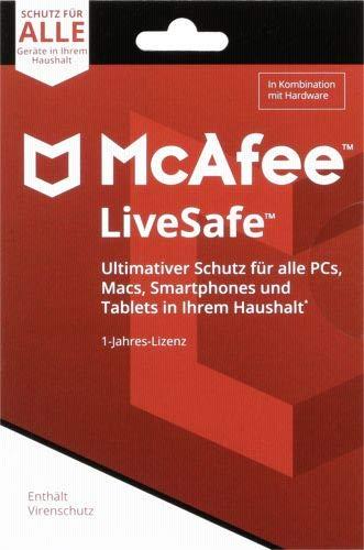 McAfee LifeSafe Device Attach