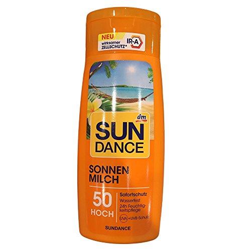 Sundance Sonnenmilch LSF 50 Hoch (200ml Flasche)