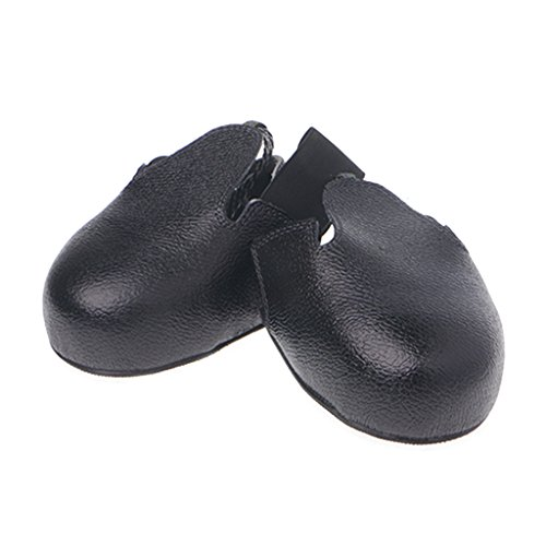 Forgun Workplace Safety Shoes Anti-smash Cover Portable Light Visitor Steel Toe Cap