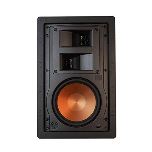 Klipsch R-5650-S II In-Wall Speaker - Black (Each)