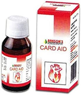2 pack of Card Aid Drops Heart Toner - Baksons Homeopathy