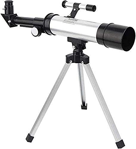 HEZHANG Telescopio monocular astronómico,Telescopio de un solo espacio 90X,Gafas astronómicas refractarias astronómicas para/estrella/luna/pájaros/exploración cósmica