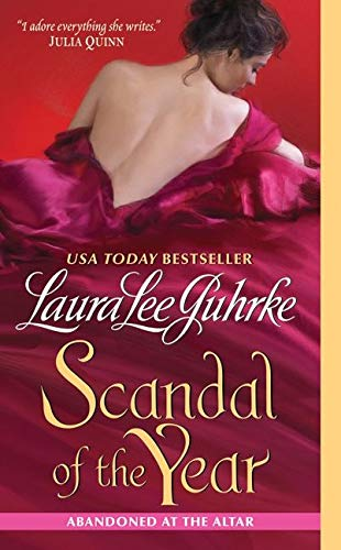 Image of Scandal of the Year: Abandoned at the Altar (The Abandoned At The Altar Series, 2)