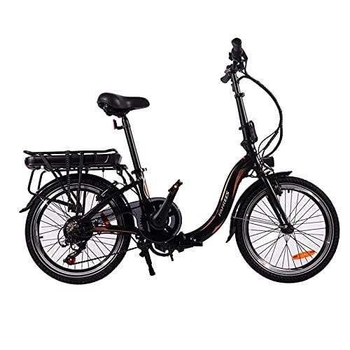 20 Zoll E Bike Faltrad Damen Herren Aus...
