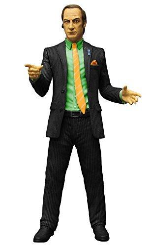 Mezco Toys Breaking Bad: Saul Goodman (Green Shirt Version) 6 Action Figure by Mezco 1