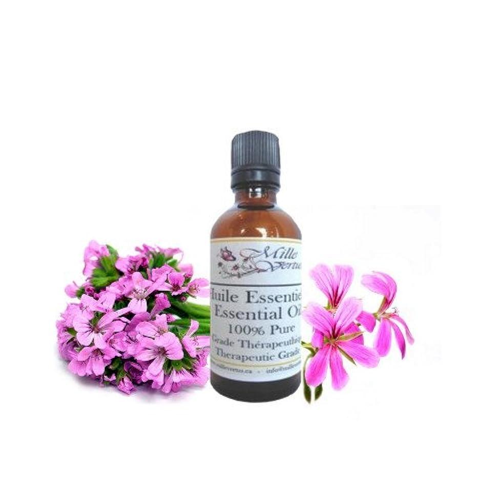 Rose Geranium (Pelargonium capitatum x radens) Essential Oil 100% Pure & Natural (10ml)