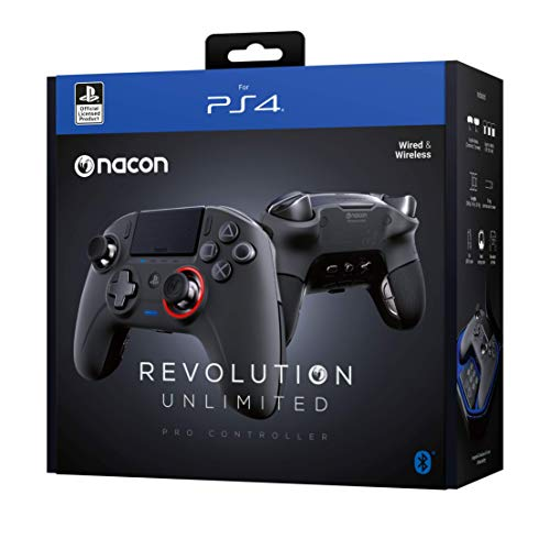 Inconnu NACON Revolution Unlimited Pro Controller Official PS4
