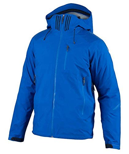 Spyder Sample Veste Eiger Shell pour homme Couleur: Just Blue Taille: L Homme