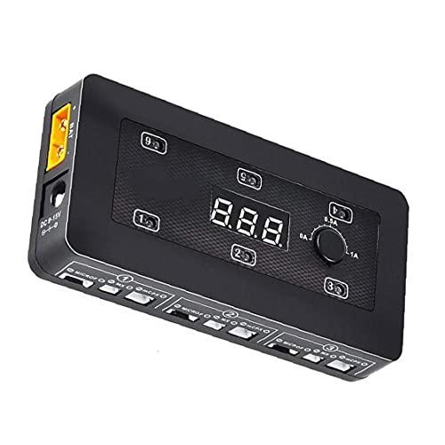 1S cargador de batería de Li-Po con Micro MX MCPX conectores para baterías de Li-Po LiHV litio Cámaras Móviles