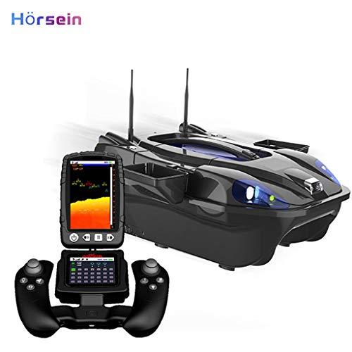 Jerarquía del juego barco de doble pantalla de control remoto de navegación...