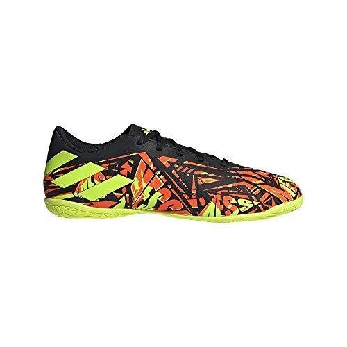 adidas Nemeziz Messi .4 IN, Zapatillas de fútbol Hombre, Rojsol/Amasol/NEGBÁS, 42 2/3 EU