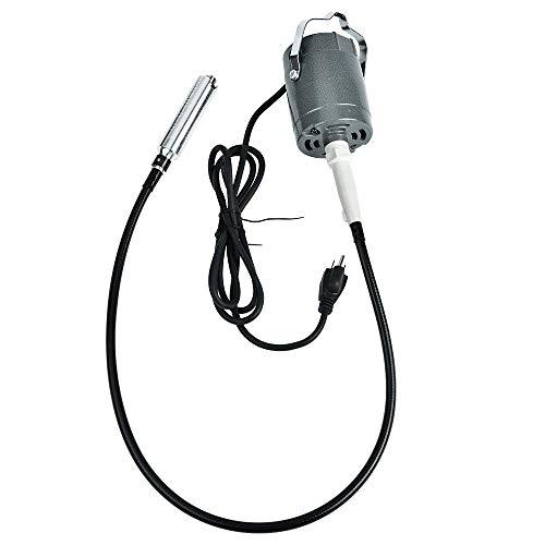 InLoveArts 24000RPM Amoladora Eléctrica Multiherramienta Herramienta Rotativa Eje flexible que cuelga la amoladora Carver Kit, control de pedal, 300W fuerte potencia, eje flexible de metal