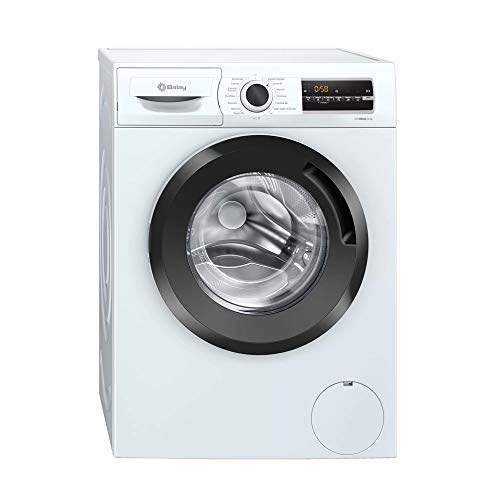 Balay Lavadora 3TS973BE 8KG 1200RPM A+++, blanco