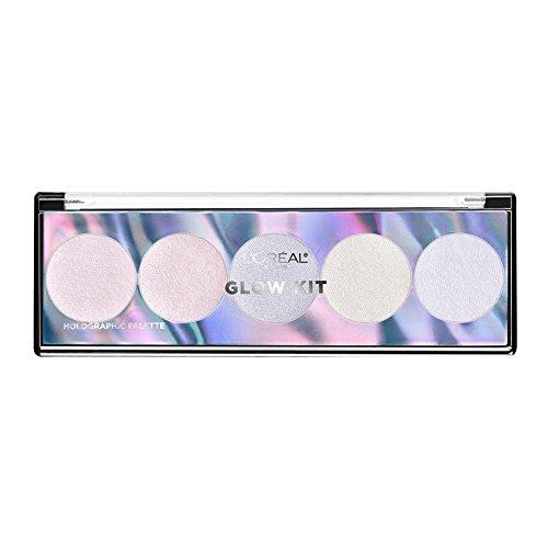 LOréal Paris - Paleta holográfica gloss holagraphic