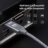Zoom IMG-1 cavo hdmi 4k 2 metri