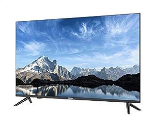 تلفزيون سمارت بنظام اندرويد مع شاشة LED عالية الدقة Ultra HD بدقة 4 كيه مقاس 55 بوصة بدون اطار من هاير، موديل LE55K6600UG