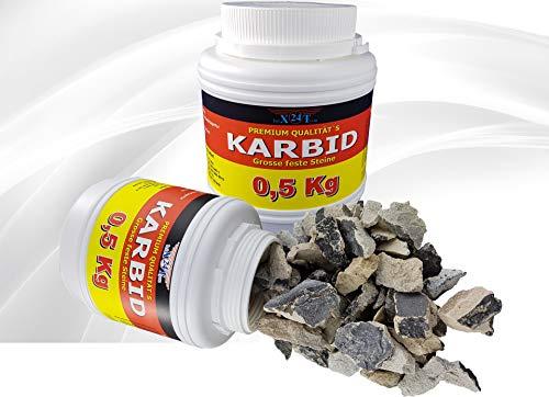 bri'X24T'you® KARBID***NEU***0.500KG bis 3,00KG Premium KARBID Firma BRIN'X(Abfl.Ql.Rg.1030/110719)*Alt Bewährt und sehr Ergiebig(0,500KG)