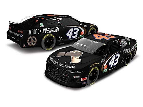 Lionel Racing Bubba Wallace 2020 Compassion, Love, Understanding #Blacklivesmatter Diecast Car 1:64 Scale
