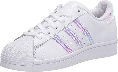 Adidas Originals Superstar Foundation, Herren-Turnschuhe, Schwarz - weiß - Größe: 42 2/3 EU