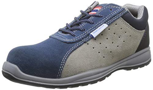 Rossini Trading SSRC30440 Dallas sokken Bassa, blauw/grijs, 40